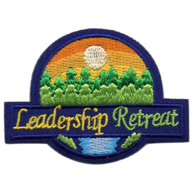 S-5473 Leadership Retreat Patch