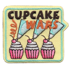 S-5479 Cupcake Wars Patch