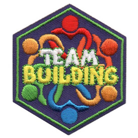 S-5481 Team Building Patch