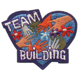 S-5486 TEAM BUILDING PATCH