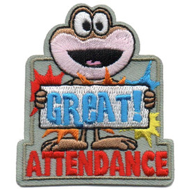 S-5495 Great Attendance Patch