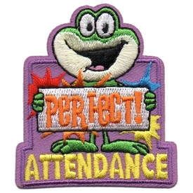 S-5496 Perfect Attendance Patch