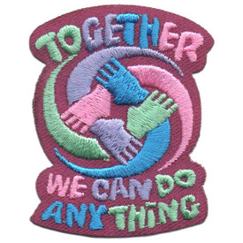 S-5505 Together We Can Do Anything Pa