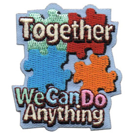 S-5510 Together We Can Do Anything