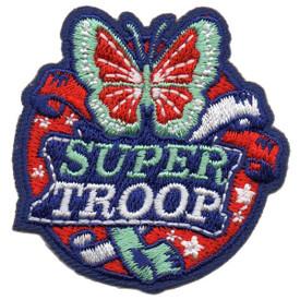 S-5511 Super Troop Patch