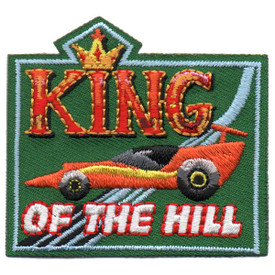 S-5522 King Of The Hill Patch