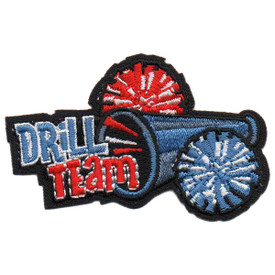 S-5525 Drill Team Patch