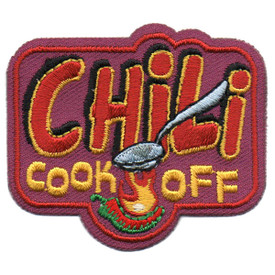 S-5529 Chili Cook Off Patch
