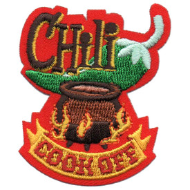 S-5537 Chili Cook Off Patch