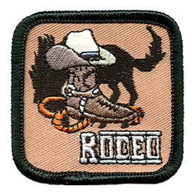 S-0511 Rodeo Patch