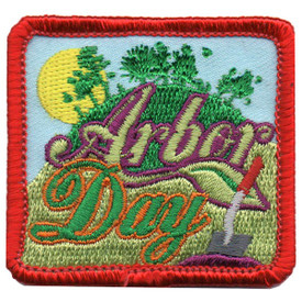 S-5565 Arbor Day Patch