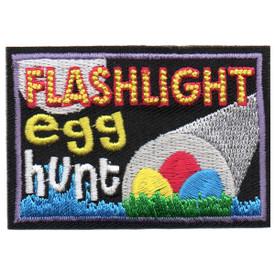 S-5569 Flashlight Egg Hunt Patch