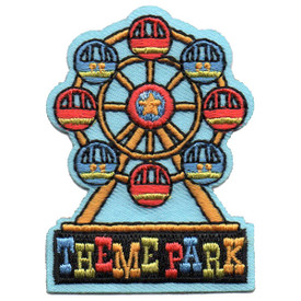S-5571 Theme Park Patch