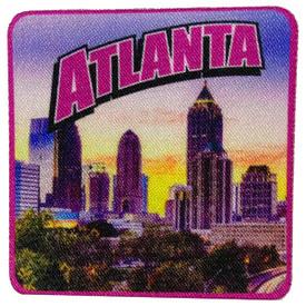 S-5578 Atlanta Patch