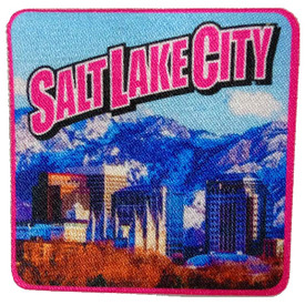 S-5582 Salt Lake City Patch