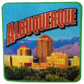 S-5583 Albuquerque Patch