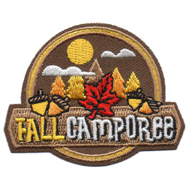S-5626 Fall Camporee Patch