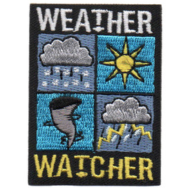 S-5630 Weather Watcher Patch