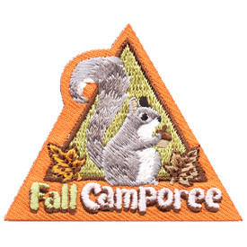 S-5631 Fall Camporee Patch