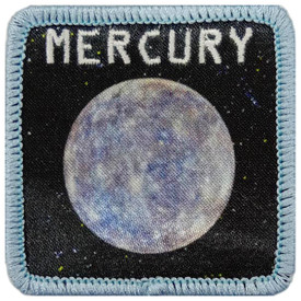 S-5642 Mercury Patch