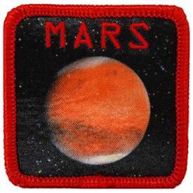 S-5645 Mars Patch