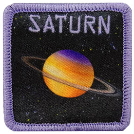S-5647 Saturn Patch