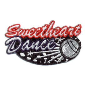 S-0519 Sweetheart Dance Patch