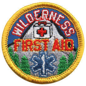 S-5661 Wilderness First Aid Patch