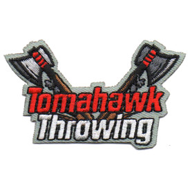S-5668 Tomahawk Throwing Patch