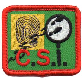 S-5670 C.S.I. Patch