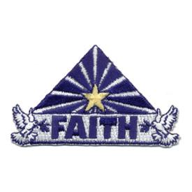 S-0522 Faith Patch