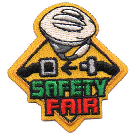 S-5680 Safety Fair Patch