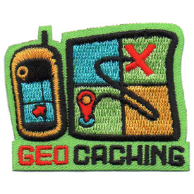 S-5683 Geo Caching Patch