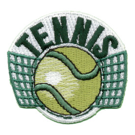 S-0525 Tennis Patch