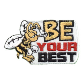 S-0526 Be Your Best Patch