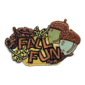 S-0527 Fall Fun Patch