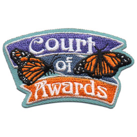 S-5715 Court of Awards Patch
