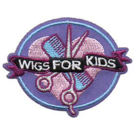 S-5720 Wigs For Kids Patch