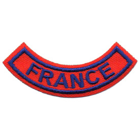S-5741 France Rocker Patch