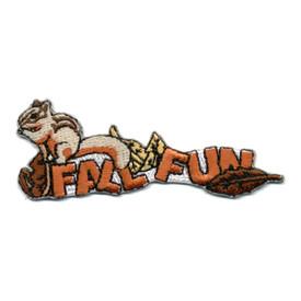 S-0531 Fall Fun (Squirrel) Patch