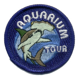 S-0534 Aquarium Tour Patch
