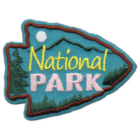 S-5774 National Park Patch