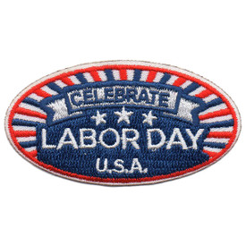 S-5779 Labor Day Patch