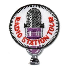 S-0535 Radio Station Tour Patch