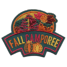 S-5787 Fall Camporee Patch
