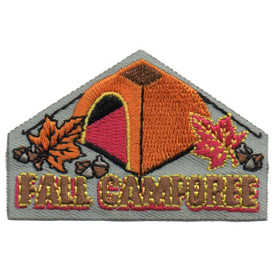 S-5791 Fall Camporee Patch