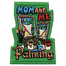 S-5793 Mom and Me Painting Patch