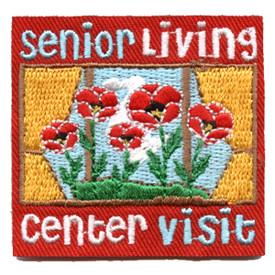 S-5799 Senior Living Center Visit Pat