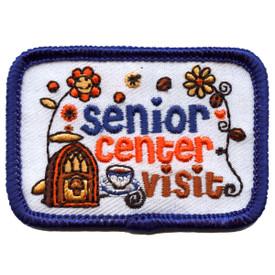 S-5804 Senior Center Visit Patch