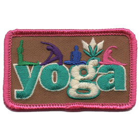 S-5814 Yoga Patch